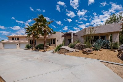Apple Valley Single Family Home For Sale: 19948 Rancherias Road