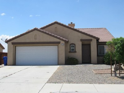 Adelanto Single Family Home For Sale: 17768 Windy Way