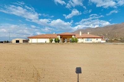 Apple Valley Single Family Home For Sale: 8525 Kiowa Road