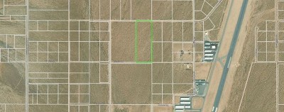 Apple Valley Residential Lots & Land For Sale: Altadena Road