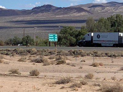 Newberry Springs Residential Lots & Land For Sale: I-40 Highway