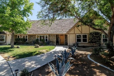 Apple Valley Single Family Home Active Under Contract: 15151 Riverside Lane