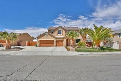 Adelanto Single Family Home Active Under Contract: 11096 McKinley Avenue