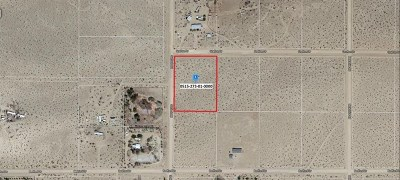Newberry Springs Residential Lots & Land For Sale: Suffoch Road