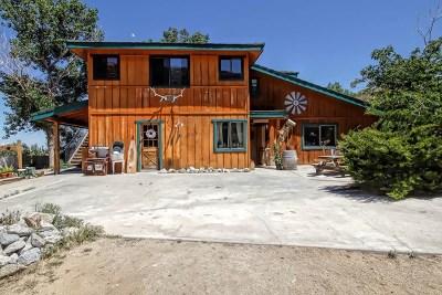 Llano Single Family Home For Sale: 29025 Pinon Road