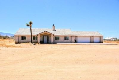 Phelan Single Family Home For Sale: 11828 Arizona Road