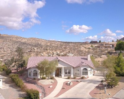 Apple Valley Single Family Home For Sale: 17626 Crown Valley Court