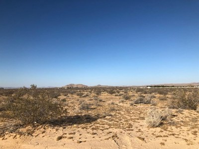 Helendale Residential Lots & Land For Sale: Sunrise