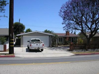 Costa Mesa Single Family Home For Sale: 642 W Wilson Street