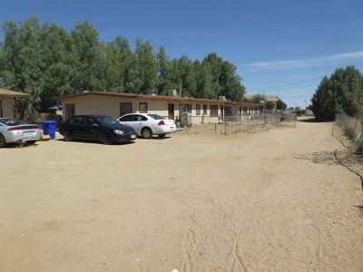 Adelanto Multi Family Home For Sale: 11389 Lee Avenue