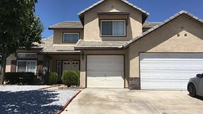 Victorville CA Single Family Home For Sale: $335,000