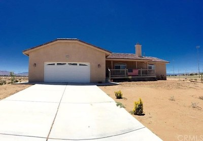 Apple Valley Single Family Home For Sale: 21181 Tepee Road