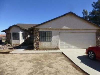 Hesperia CA Single Family Home For Sale: $284,000