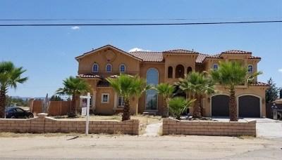 Hesperia CA Single Family Home For Sale: $459,999