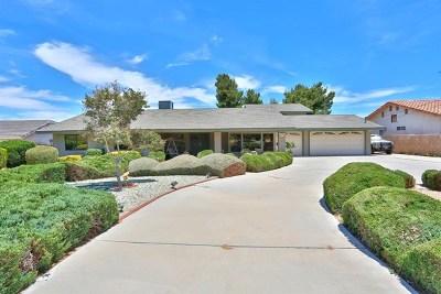 Hesperia Single Family Home For Sale: 6775 Kenyon Avenue