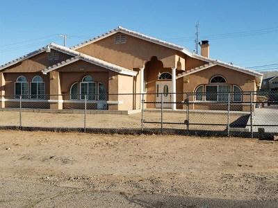 Hesperia Single Family Home For Sale: 15921 Pine Street