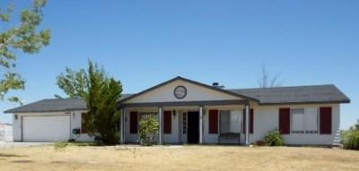 Hesperia Single Family Home For Sale: 18505 Live Oak Street