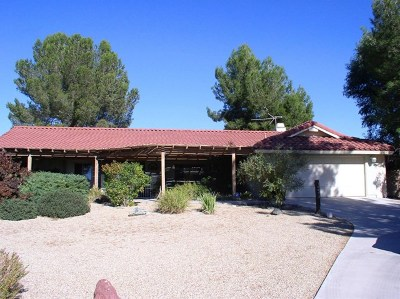 Apple Valley CA Single Family Home For Sale: $333,000
