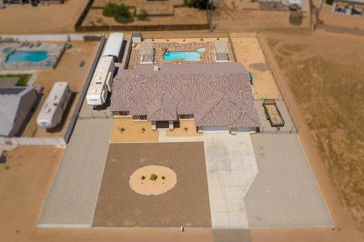 Apple Valley Single Family Home For Sale: 14088 Coachella Road