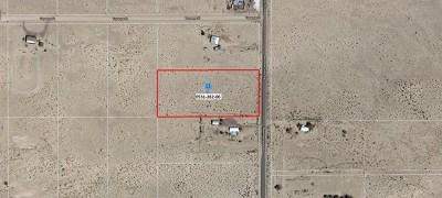 Newberry Springs Residential Lots & Land For Sale: Topanga Street