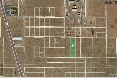 Adelanto Residential Lots & Land For Sale: Cassia Road