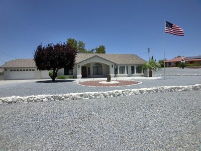 Apple Valley Single Family Home For Sale: 20016 Itasca Road