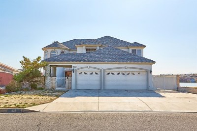 Victorville Single Family Home For Sale: 18261 Harbor Drive