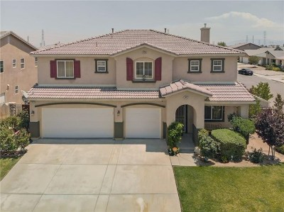 Victorville Single Family Home For Sale: 13523 Bentley Street