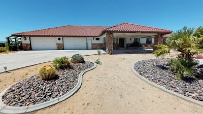 Apple Valley Single Family Home For Sale: 14760 Keota Road