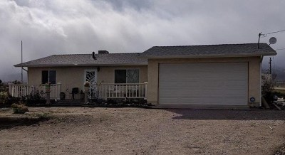 Lucerne Valley Single Family Home For Sale: 32693 Sapphire Road