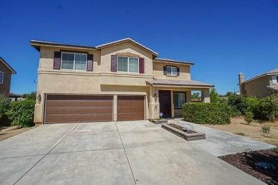 Hesperia Single Family Home For Sale: 8168 April Avenue