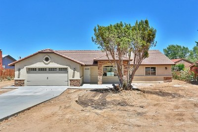 Hesperia CA Single Family Home For Sale: $369,500