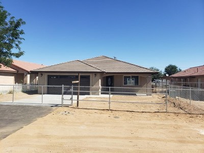 Hesperia CA Single Family Home For Sale: $299,000