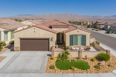 Apple Valley CA Single Family Home For Sale: $350,000