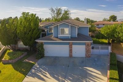 Victorville Single Family Home For Sale: 18010 Hacienda Lane