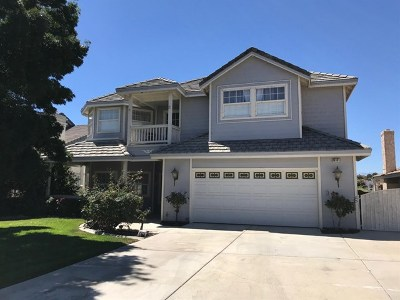 Victorville Single Family Home For Sale: 18181 Harbor Drive