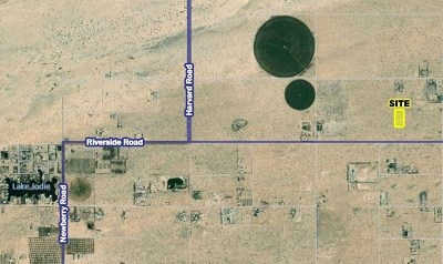 Newberry Springs Residential Lots & Land For Sale: Off Riverside Road