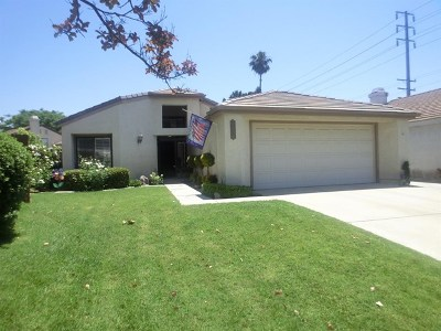 Upland Single Family Home For Sale: 2006 Springcreek Circle