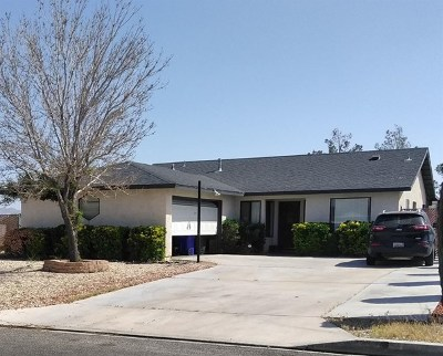 Helendale Single Family Home For Sale: 26598 Cumberland Lane