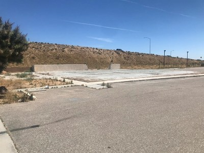 Hesperia Residential Lots & Land For Sale: 9393 Santa Fe Avenue