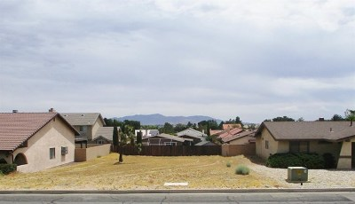 Victorville Residential Lots & Land For Sale: Autumn Leaves Avenue