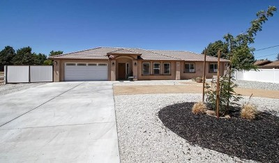 Hesperia CA Single Family Home For Sale: $379,800