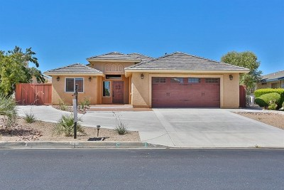 Victorville Single Family Home For Sale: 13820 W Driftwood Drive