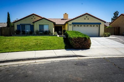 Victorville Single Family Home For Sale: 13463 Desert Primrose Lane