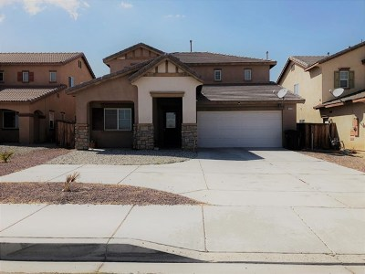 Victorville Single Family Home For Sale: 13238 Mesa View Drive