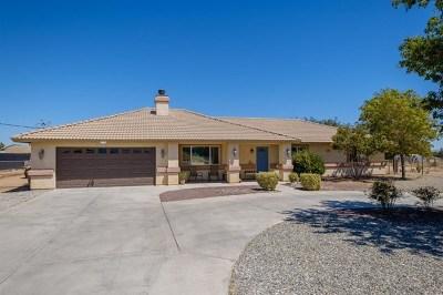 Hesperia CA Single Family Home For Sale: $369,900