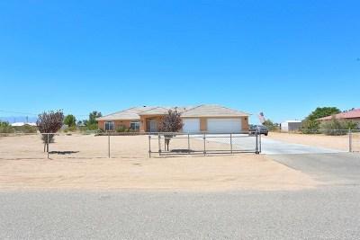 Hesperia CA Single Family Home For Sale: $389,900