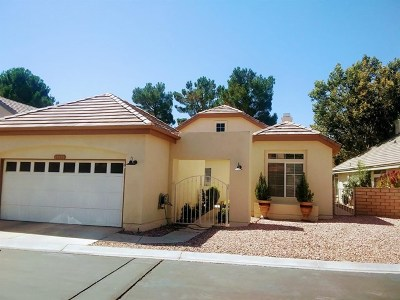 Apple Valley Single Family Home For Sale: 19575 Ironside Drive