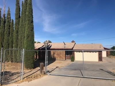 Phelan Single Family Home For Sale: 10636 Monte Vista Road