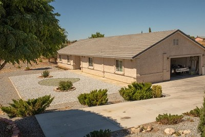 Hesperia CA Single Family Home For Sale: $319,000